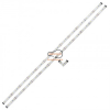 EGLO 92057 LED szalag szett 2x2,88W fehér 2x60cm, kábelkapcsolóval