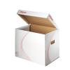 Archiváló konténer, karton, levehető tető, ESSELTE