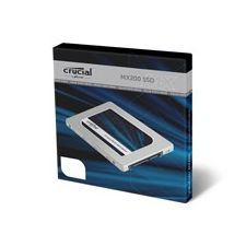 Crucial 250GB SSD MX200 (CT250MX200SSD1) merevlemez