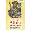 Kossuth Kiadó Zrt. Bozóky Edina: Attila - A hun király és legendái