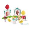 Mattel Little People: Szülinapi Buli Játékszett 2014 (Mattel, CBY94)