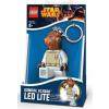 Lego Star Wars Ackbar világító kulcstartó LGL-KE59