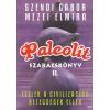 Jaffa Kiadó Paleolit szakácskönyv ll.