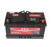 ABS autó akkumulátor akku 12v 100ah jobb+ autó akkumulátor
