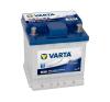 Varta Blue Dynamic akkumulátor akku 12v 44ah Punto jobb+ autó akkumulátor