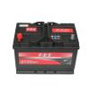 ABS autó akkumulátor akku 12v 91ah bal+