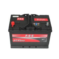 ABS autó akkumulátor akku 12v 91ah bal+ autó akkumulátor
