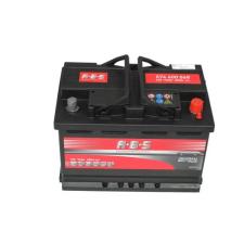 ABS autó akkumulátor akku 12v 74ah jobb+ autó akkumulátor