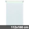 UNI Trend vászon roló, fehér, ablakra: 112x180 cm