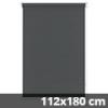 UNI Trend vászon roló, szürke, ablakra: 112x180 cm
