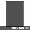 UNI Trend vászon roló, szürke, ablakra: 102x180 cm