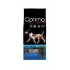 Visán Optimanova Dog Puppy Medium Chicke & Rice (csirke és rizs) 2 kg