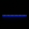 Nanoxia Rigid LED 20 cm Blue