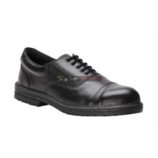 Portwest FW47 Steelite Executive Oxford védőcipő S1P (FEKETE 44)