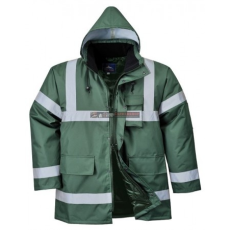 Portwest S433 Iona Lite kabát (ERDŐZÖLD M)