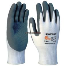 ATG - MaxiFoam tenyér mártott kesztyű (34-800) (M)