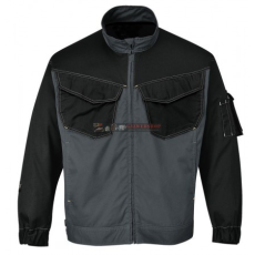 Portwest - KS10 Chrome kabát (NAVY/FEKETE M)