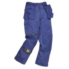 Portwest BP20 Chicago 13 zsebes nadrág (NAVY, XL, hosszított)