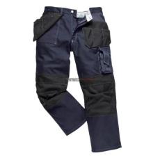 Portwest BP52 Arizona kétszínű nadrág (SÖTÉT NAVY, XL, Hosszított)