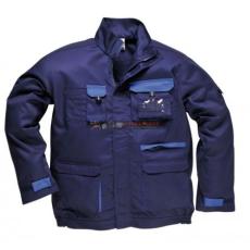 Portwest TX10 Texo Kontraszt dzseki (NAVY M)