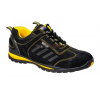 Portwest - FW34 Steelite? Lusum védőcipő S1P (FEKETE 41) munkavédelmi cipő