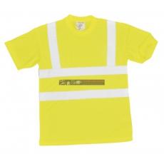 Portwest S478 Jól láthatósági póló (SÁRGA XL)