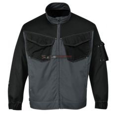 Portwest - KS10 Chrome kabát (NAVY/FEKETE S)