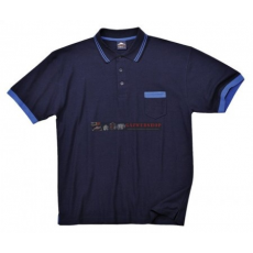 Portwest - TX20 Texo Contrast pólóing (NAVY S)