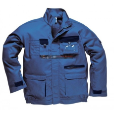 Portwest TX10 Texo Kontraszt dzseki (ROYAL KÉK XXL)