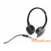 HP H2800 Headset Black Mobil headset,2.0,3.5mm,Kábel:1,5m,20Hz-20kHz,Mikrofon,Black