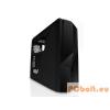 "NZXT Phantom 410 Black Black,3x5,25"",6x3,5"",ATX,Midi Tower,2xUsb,Audio,Táp nélkül,215x516x532 mm,Ventillátor:12cm"