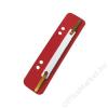 ESSELTE Lefűzőlapocska, PP, ESSELTE, piros (E1430615)