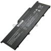 Samsung 900X3F-K01 5200 mAh 6 cella fekete notebook/laptop akku/akkumulátor utángyártott