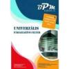 Univerzális páraelszívó filter-Telitettség jelzős-vékony 2db-os