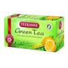 TEEKANNE zöld tea citrommal  - 20 filter