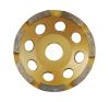 Extol Gyémántcsiszoló korong; 125mm×22,2mm, egysoros (Gyémántcsiszoló korong) csiszolókorong és vágókorong