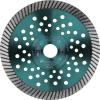Extol Gyémántvágó, ipari korong,TURBO,gyors vágás; 230×22,2mm, száraz és vizes vágásra (Gyémántvágó)