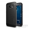 Spigen SGP Neo Hybrid Samsung Galaxy S6 Edge Gunmetal hátlap tok