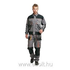 Cerva Kabát BE-01-002 szürke 58