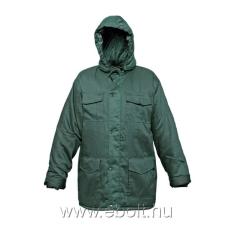 Cerva Kabát téli BE-02-001 zöld XXL