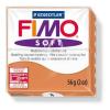 "FIMO Gyurma, 56 g, égethető, FIMO ""Soft"", konyak"