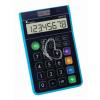 """VICTORIA Számológép, asztali, 8 számjegy, környezetbarát, VICTORIA """"GVA-612K"""", kék"""