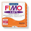 "FIMO Gyurma, 56 g, égethető, FIMO ""Soft"", mandarin"