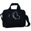 """Pulse Notebook táska, 13"""", PULSE, fekete"""