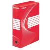 """ESSELTE Archiváló doboz, A4, 100 mm, karton, ESSELTE """"Standard"""", piros"""