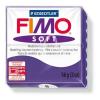 """FIMO Gyurma, 56 g, égethető, FIMO """"Soft"""", szilva"""