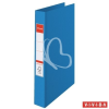 "ESSELTE Gyűrűs könyv, 4 gyűrű, 42 mm, A4, PP/PP, ESSELTE ""Standard"", Vivida kék"