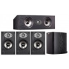Polkaudio Polk Audio 2 x TSx110B + TSx150C