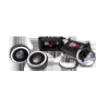 Rockford Fosgate Power T2T-S auto hi-fi magas sugárzó
