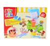 Simba Art & Fun Fagylaltkészítő gyurmaszett gyurma